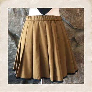 Vintage Lily's of Beverly Hills Tennis Skirt!